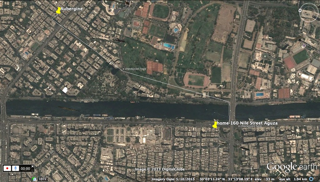 7cairo map checkpoints